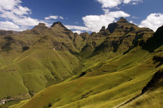 Resultado de imagen de En las montañas Maloti (