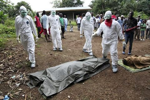 Resultado de imagen de temido Ébola
