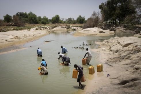 Resultado de imagen de Lago Chad.