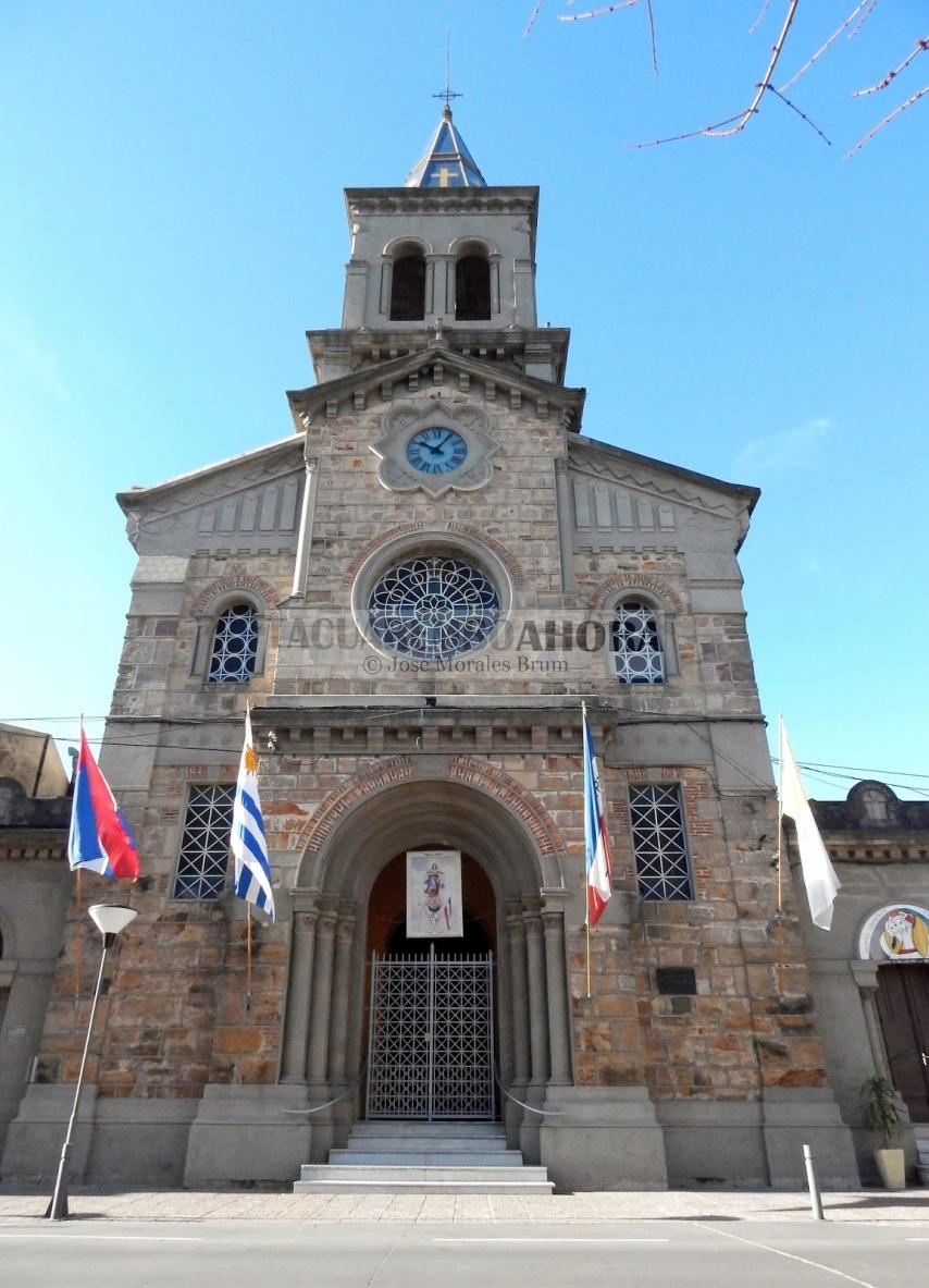 Resultado de imagen de 3.-LA IGLESIA CATÓLICA EN URUGUAY.